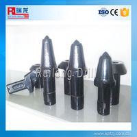 High- quality cutter teeth long straight blades shape pdc oil well drill bit