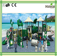 Wenzhou Kaiqi Cool Sea Sailing Style Children Outdoor Playground Slides for Beach,Mall,Park,HotelKQ50045C
