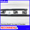 side step bar auto exterior parts forJeep Grand Cherokee 2011+ side bar from Maiker