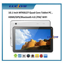 10 Inch Custom Manufacture Oem White Box Quad Core Ips Retina Tablet