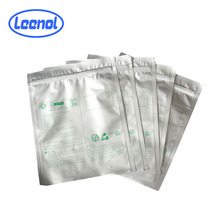 LN-1507012 Zip Lock ESD Aluminium Foil Bag With Printing