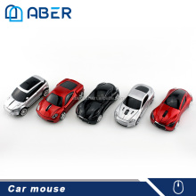 Unique Car Shaped 2.4G Wireless Computer Notebook Optical Mouse