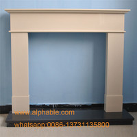 Wholesale Cheap Micro Marble Fireplace Mantel