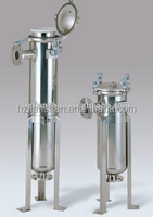 China Professional Manufacturer Quality Stainless Steel Bag Filter for Milk Filtration Process, Milk Filter Machine