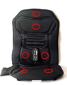 6 motors massage cushion with heat