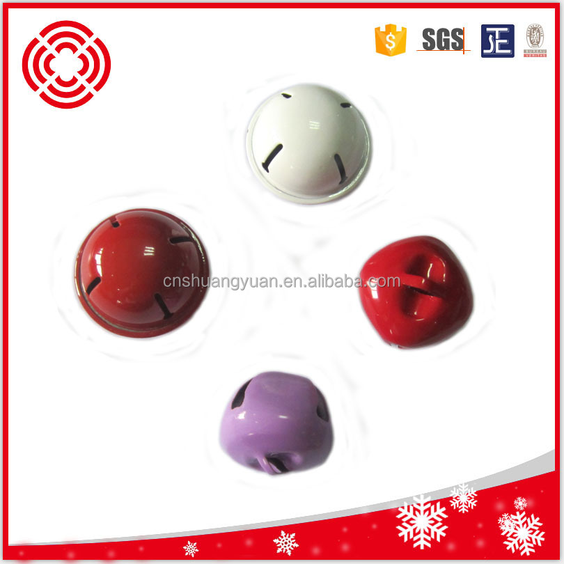 2017 New Christmas outdoor decoration metal jingle bells
