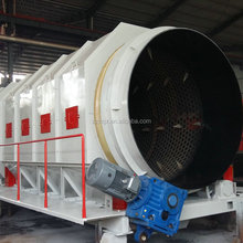 MSW Municipal Solid Waste Sorting Equipment Line For City Garbage Sorting