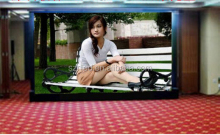 BIG Screen Video for Advertising !full color P10 indoor outdoor led advertising display from Ruiling factory