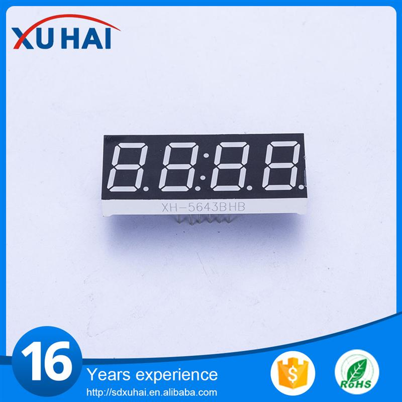 Reasonable <strong>price</strong> 4 digit 7 segment digit lcd display