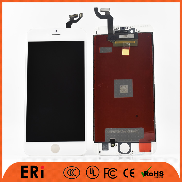 Complete original cellphone lcd panel for iphone 6s plus, for lcd iphone 6s plus
