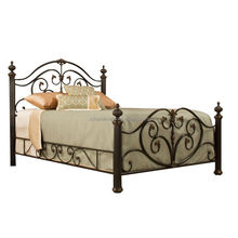 Bottom price wholesale cheap simple design iron bed