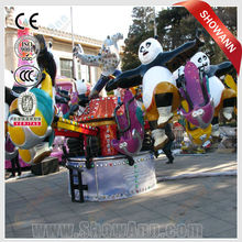 Panda movie park rides amusement rides manufacturer
