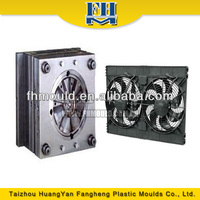 plastic fan blade injection molding electrical mould fan injection mold