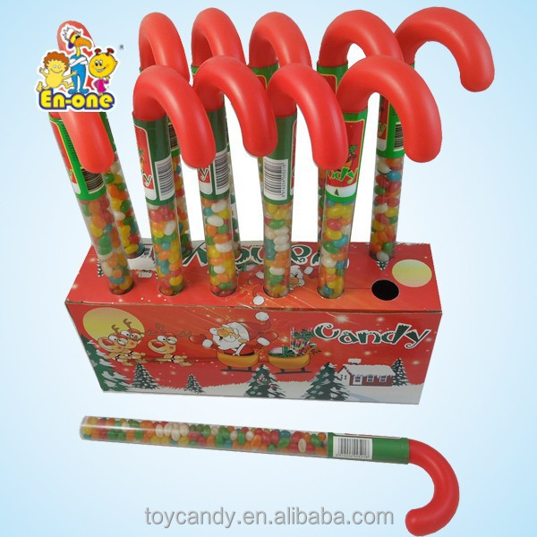 EN-013 Christmas candy cane /Stick Toy Candy