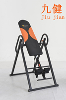 High Quality Exercise Machine Comfortable PU Leather Backrest Inversion Table with CE & ROHS
