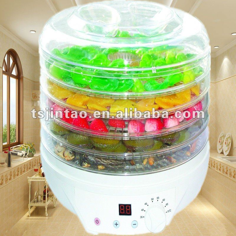 2016 HOT plastic electric food dehydrator dry fruit and vegetable dehydrator