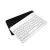 2016 Portable computer keyboard colored keys mini bluetooth 3.0 keyboard for mini ipad 4 iphone