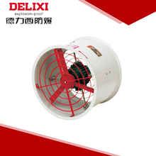 protable axial explosion proof ventilation fan/ exhaust blower