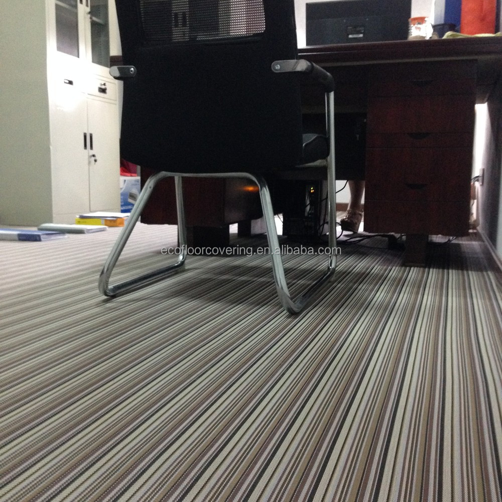 PVC vinyl flooring with foam backing,pvc woven vinyl flooring for commercial use