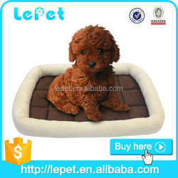 Cozy Pet bed, spoil your dog or cat with plush mat , simple dog bed