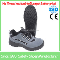 SF1806 China hot selling Steel toe cap safety shoes