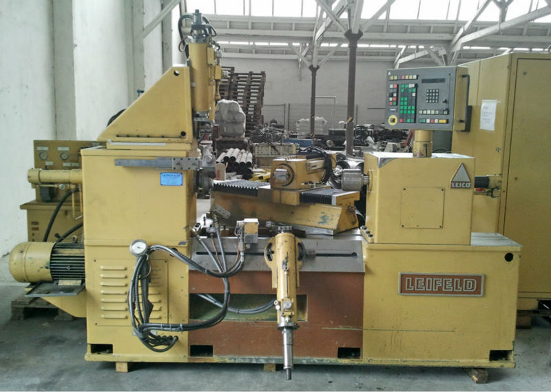 Used PNC 350 - Metal Spinning Machine