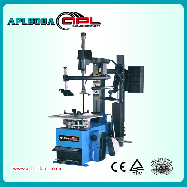 APL-750F tire changer machine prices with helper arm