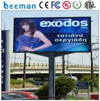 electronics p10 outdoor full color led display 3g phone call android tablet computer Leeman P10 Led display
