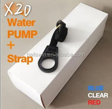 X20 water filled sex toy penis enlargement vacuum pump up enlargers increase penis edge big sex toy for male