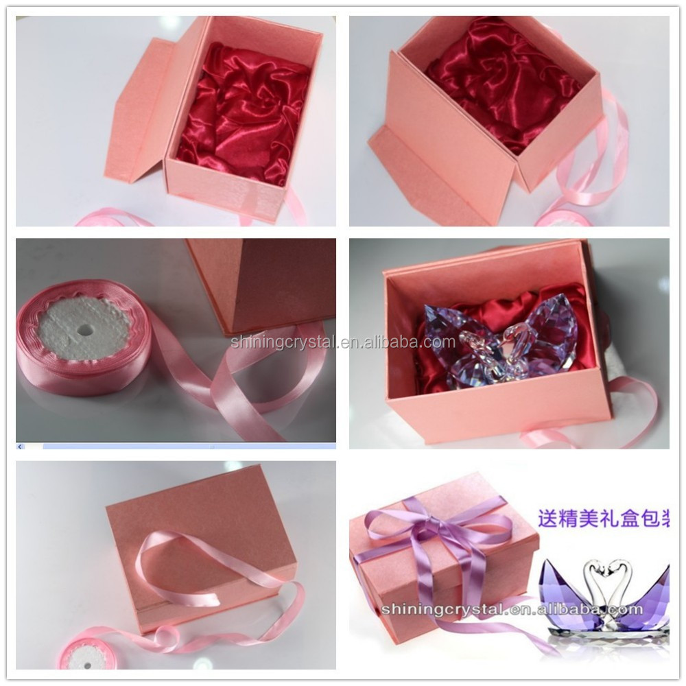 crystal rose souvenir items wedding favour returm gift door gift