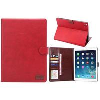 Stylish Carzy Horse Pattern PU Leather 9.7 inch Tablet Leather Case for iPad Air 2