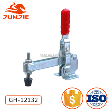 GH-12132 Jiedeli Metal Hand Tool Side Mount hold-down toggle clamp