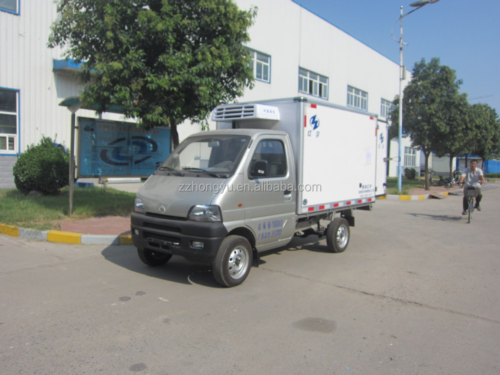 Howo Mini Trucks For Sale cargo Truck small Mail Truck For