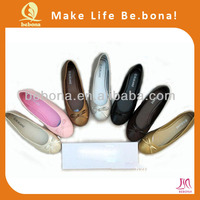 2015 OEM Pictures Of Women Flat Dress Shoes Ladies Shoes Wholesale From China