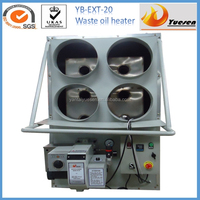fored air waste oil heater