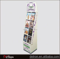 Best cheap cardboard library book display stand