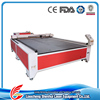 Factory looking for agents textile fabric flatbed cutting machine
