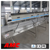 Standardized Modules Polyurethane Hoods agricultural equipment Cooling Tunnel Machine For High-output Production Line