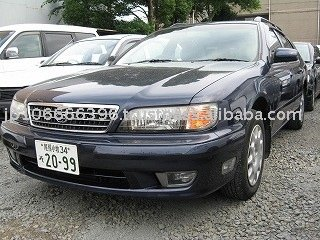 1997 Nissan Cefiro, wagon, steering:Right second hand cars