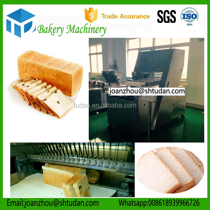 Adjustable thickness electric bread toast slicer,toast bread slicing machine