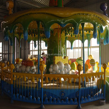 Magic & Exciting Merry Go Round Carousel Equipment Rides for Sale