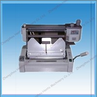 Advanced Book Binding Machine / Glue Book Binding Machine