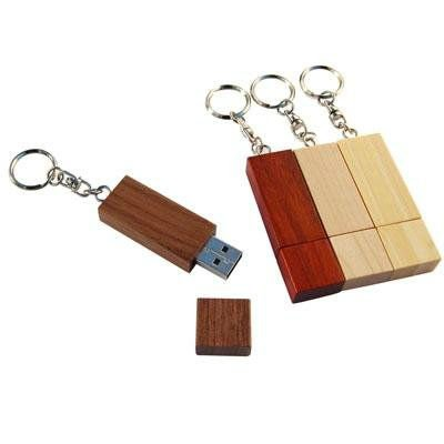 cheap novelty wooden USB sticks promotional gift with engraved or printing logo