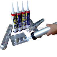 single component fast curing polyurethane sealant, polyurethane sealant auto glass