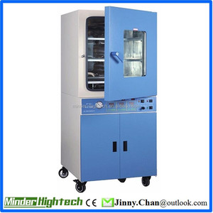 Hot Sale 90L Microwave Vacuum Dryer with Vacuum Pump For Lithium Battery Vacuum Drying Process