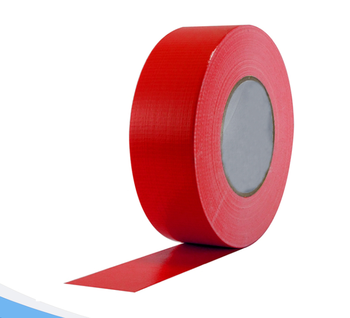 Custom logo printed single side cloth duct tape