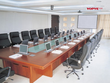China supplier OEM design wholesale modern office furniture wooden meeting table / conference table