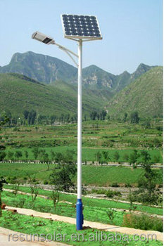 hot sale easy installed cheap solar street light