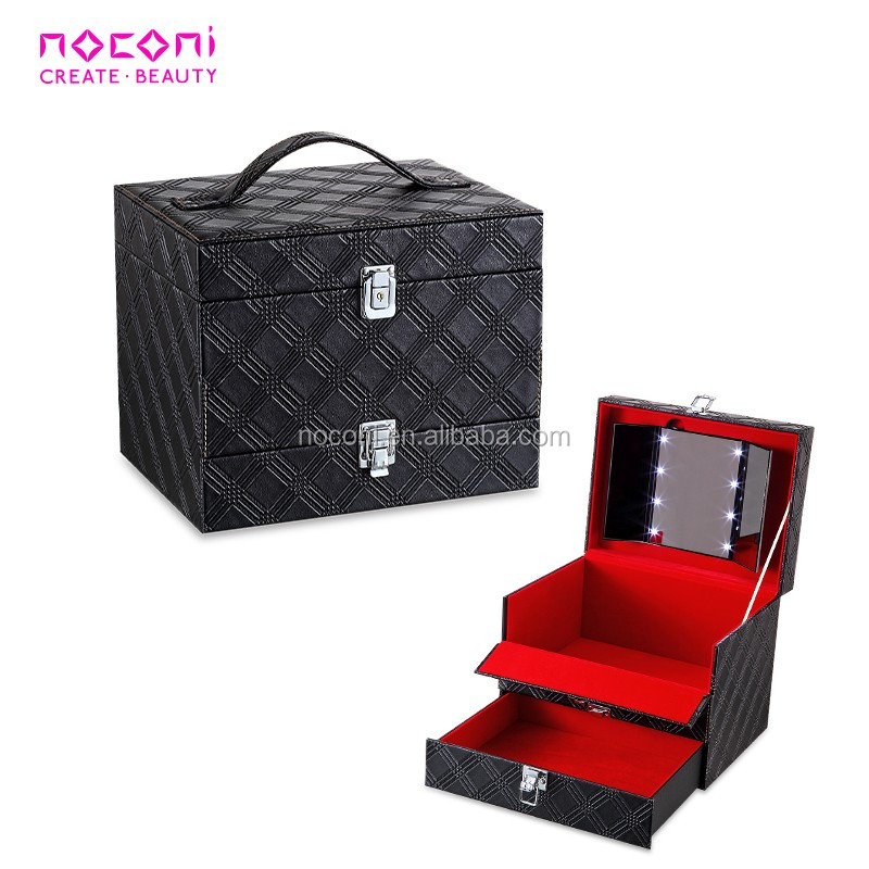 Fashion High end Wholesale Private Label Cosmetic Case for beauty