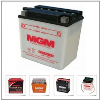 OEM Quality YB14A-A1 motorcycle battery Manufactory for 12v 14ah motorcycle battery